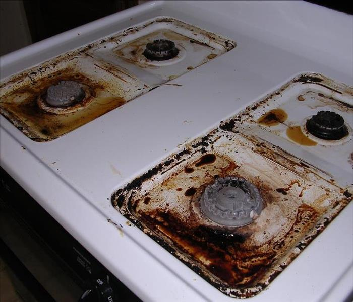 Cleaning Dirty Stove Burners?