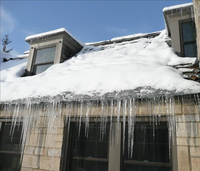 Water Damage How Can I Prevent Ice Dams?
