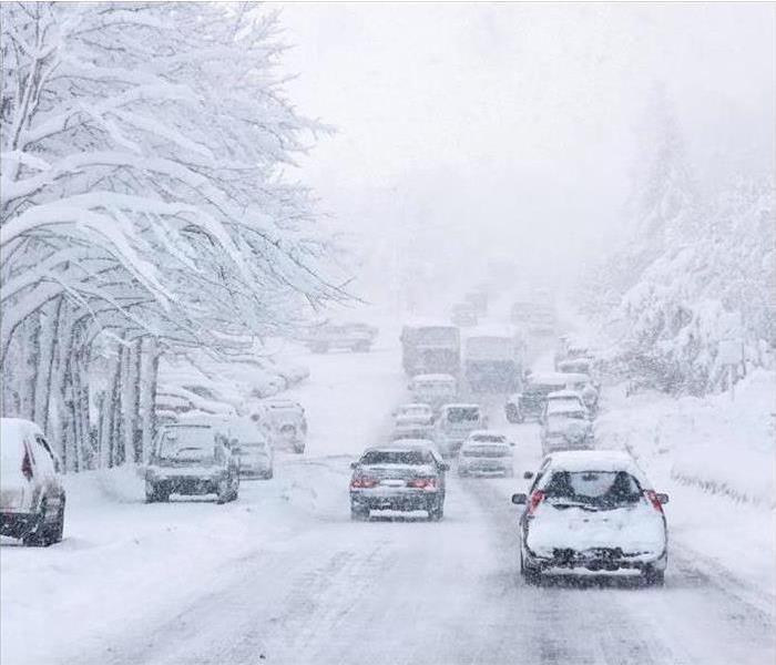 Storm Damage How to Prepare your car for Winter and Snow Storms